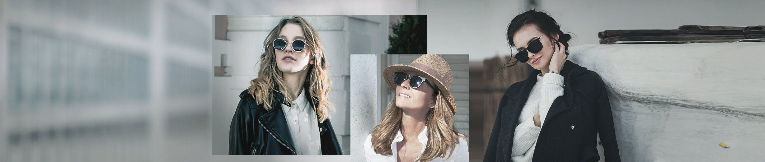 Glassesgallery - women sunglasses banner