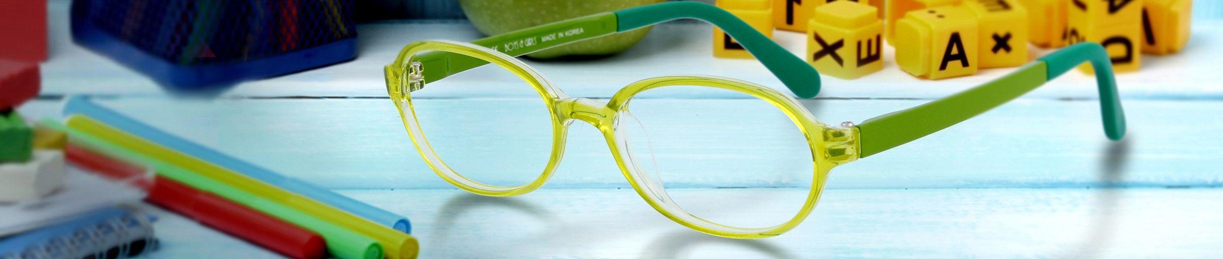 4至7歲小童眼鏡,7折,優質鏡片