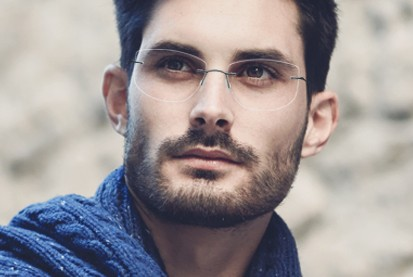無框眼鏡配搭優質處方度數鏡片